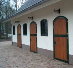 horse stalls, horse stables, stall equipment