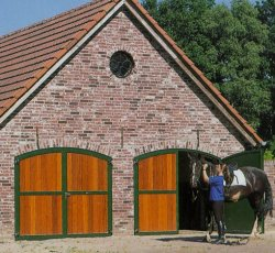 horse stalls doors, horse stables